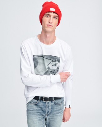 Rag & Bone Chair photo long sleeve tee