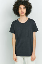 Suit Bart Washed Black Green T-shirt