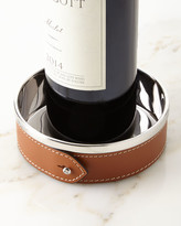 Ralph Lauren Home Wyatt Wine Bottle Coaster
