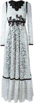 Antonio Marras lace gown - women - Elastodiene/Polyamide/Polyester - 42