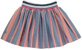 No Added Sugar Around The Issue Stripe Skirt