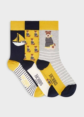 Hobbs Dog Sock Set