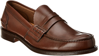 Church's Classic Leather Loafer