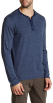Velvet by Graham & Spencer Long Sleeve Crew Neck Shirt