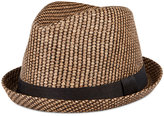 Levi's Men's Two-Tone Straw Hat