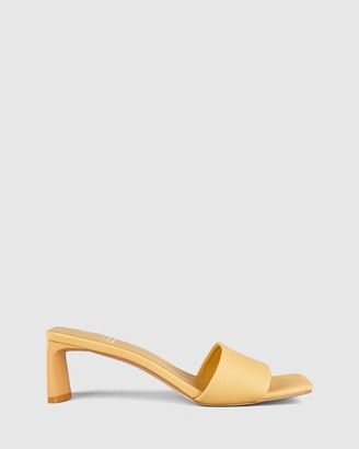 St Sana - Women's Mid-low heels - Mae Mules - Size One Size, 40 at The Iconic