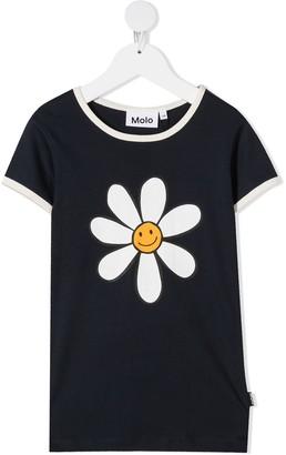 Molo Rhiannon floral T-shirt