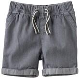 Jumping Beans Baby Boy Jumping Beans® Cuffed Denim Shorts