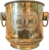 One Kings Lane Vintage Brass Ice Bucket
