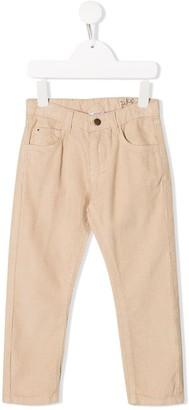 Knot Jake corduroy trousers
