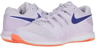 Nike Vapor X (Black/White/Pink Foam) Women's Tennis Shoes