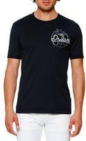 Dolce & Gabbana Dream Embroidered T-Shirt, Navy