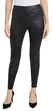Vince Camuto Coated Ity Leggings