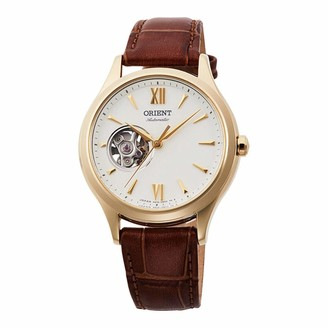 Orient Women's Analogue Automatic Watch with Leather Strap RA-AG0024S10B
