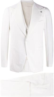 Tagliatore Three-Piece Dinner Suit