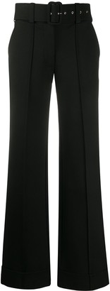 Victoria Victoria Beckham Belted Wide-Leg Trousers
