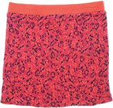 Jessica Simpson Girl's Cruz Reversible Skirt Jassy Combo L