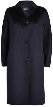 Max Mara Anna Virgin Wool-Cashmere Coat