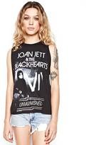 Lauren Moshi Joan Jett & The Blackhearts Unvarnished Vintage Tank