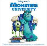 Disney Monsters University Soundtrack CD