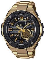G-Shock G-Steel Stainless Steel Ana-Digi Bracelet Watch