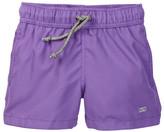 Le Club Wet Print Purple & Granada Swim Trunk (Baby, Toddler, Little Boys, & Big Boys)