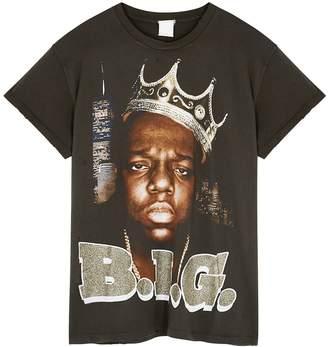 MadeWorn B.I.G. Printed Cotton T-shirt