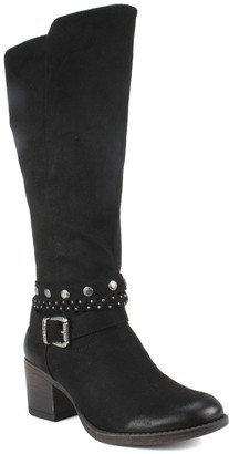 White Mountain Western-Style Tall Boots - Paulina