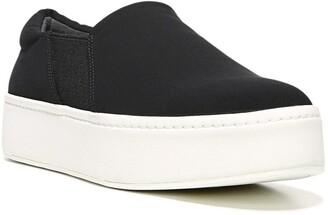 Vince Warren Slip-On Platform Sneaker