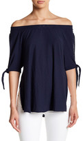Nation Ltd. Ava Off-the-Shoulder Blouse