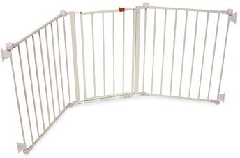 Regalo Flexi Walk-Through Extra Wide Gate