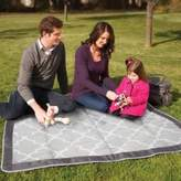 JJ Cole All-purpose Outdoor Blanket In Stone Arbor