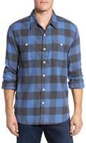 True Grit Men's Road Trip Check Flannel Shirt
