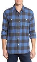 True Grit Road Trip Check Flannel Shirt