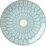 Lenox Brian Gluckstein by Clara Aqua Bone China Accent Plate