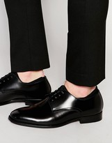 Aldo Zilade Patent Leather Derby Shoes