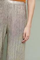 Elevenses Glistened Knit Wide-Legs