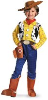 Disguise Toy Story 3 Boy's Woody Deluxe Costume