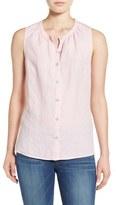 Tommy Bahama 'Sunset Chambray' Sleeveless Shirt
