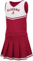 Colosseum Girls Youth Crimson Alabama Crimson Tide Pinky Cheer Dress