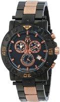 Jivago Men's JV9127 Titan Chronograph Watch