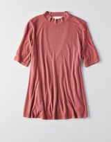 American Eagle AEO Soft & Sexy Keyhole T-Shirt