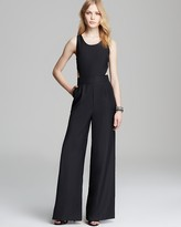 BB DAKOTA Jumpsuit - Crepe Cutouts