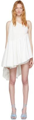 Jacquemus Off-White La Robe Affi Dress