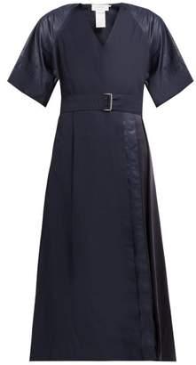 Sportmax Raggi Dress - Womens - Navy