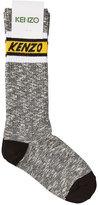 Kenzo Printed Cotton Socks