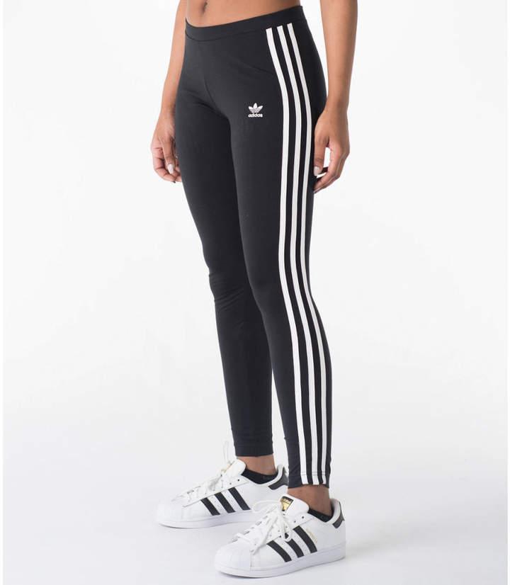 e231fb947858a5 Adidas Originals Logo Leggings - Women's - ShopStyle