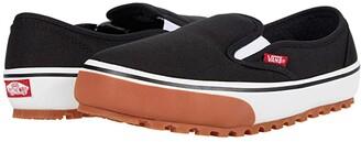Vans Snow Lodge Slipper MTE (Black/White) Athletic Shoes