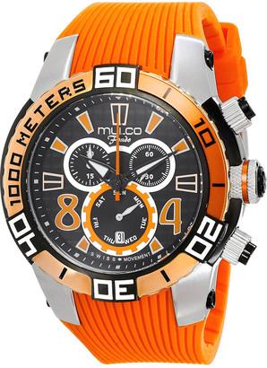 Mulco Women's Fondo Wheel Watch