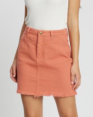 MinkPink Southern Sun Skirt